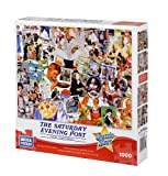 Saturday Evening Post Time to Eatパズル、1000-piece