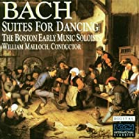 Bach;Suites for Dancing
