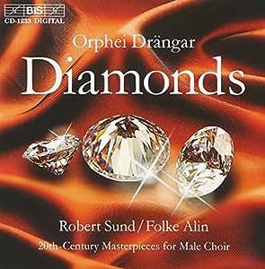 Diamonds - ダイヤモンド‾オルフェイ・ドレンガルの芸術 [Import]