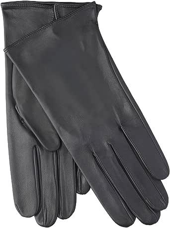 DENTS/デンツ レザーグローブ 皮手袋 ジェームズ・ボンド スカイフォール - ブラック 5-1007
