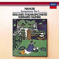 Mahler: Symphony No. 1 by Bernard Haitink (2015-04-29)