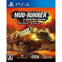 スピンタイヤ:マッドランナー - PS4