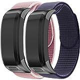 Junboer Vivosmart HR Bands Nylon Wrist Watch Band Strap Designed for Garmin Vivosmart HR Smart Watch(NOT for Vivosmart HR+)