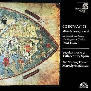 Cornago;Missa De La Mapa