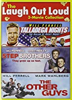 Other Guys / Step Brothers / Talladega Nights [DVD] [Import]