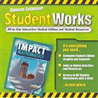 IMPACT Mathematics: Algebra and More, Course 1, StudentWorks