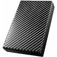 I-O DATA 外付けHDD ハードディスク 3TB ポータブル テレビ録画 PS4 Mac 日本製 土日サポート HDPT-UT3DK