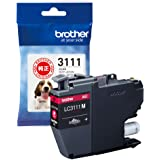 【brother純正】インクカートリッジマゼンタ LC3111M 対応型番:DCP-J982N、DCP-J978N、DCP-J582N、DCP-J577N、MFC-J738DN 他