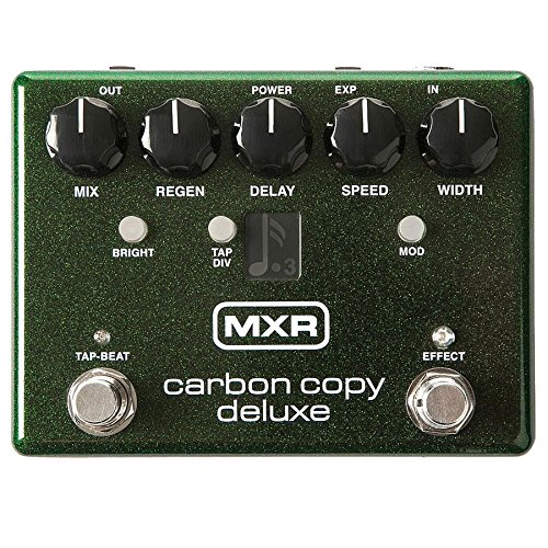 MXR エフェクター M-292 Carbon Copy Deluxe Analog Delay M292 [並行輸入品]