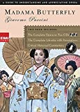 Madama Butterfly (Book and CD's): Black Dog Opera Library 画像