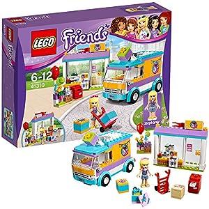 レゴ (LEGO) フレンズ ステファニーのギフトワゴン 41310