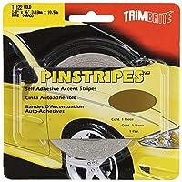 TRIMBRITE t11221/ 8ピンストライプテープゴールド T1122