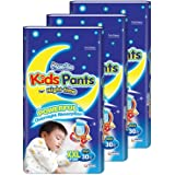 MamyPoko Kids Pants Boy, XXL, 30 Count, (Pack of 3)
