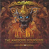 HELL YEAH !!!  LIVE IN MONTREAL (2CD)