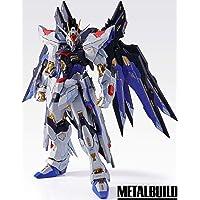 BANDAI METAL BUILD ストライクフリーダムガンダム SOUL BLUE Ver. 『機動戦士ガンダムSE…