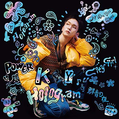 【早期購入特典あり】Hologram (LIMITED EDITION)(初回限定盤)(DVD付)【特典:「Hologram」オリジナル・ミニクリアファイル(A5サイズ)付】