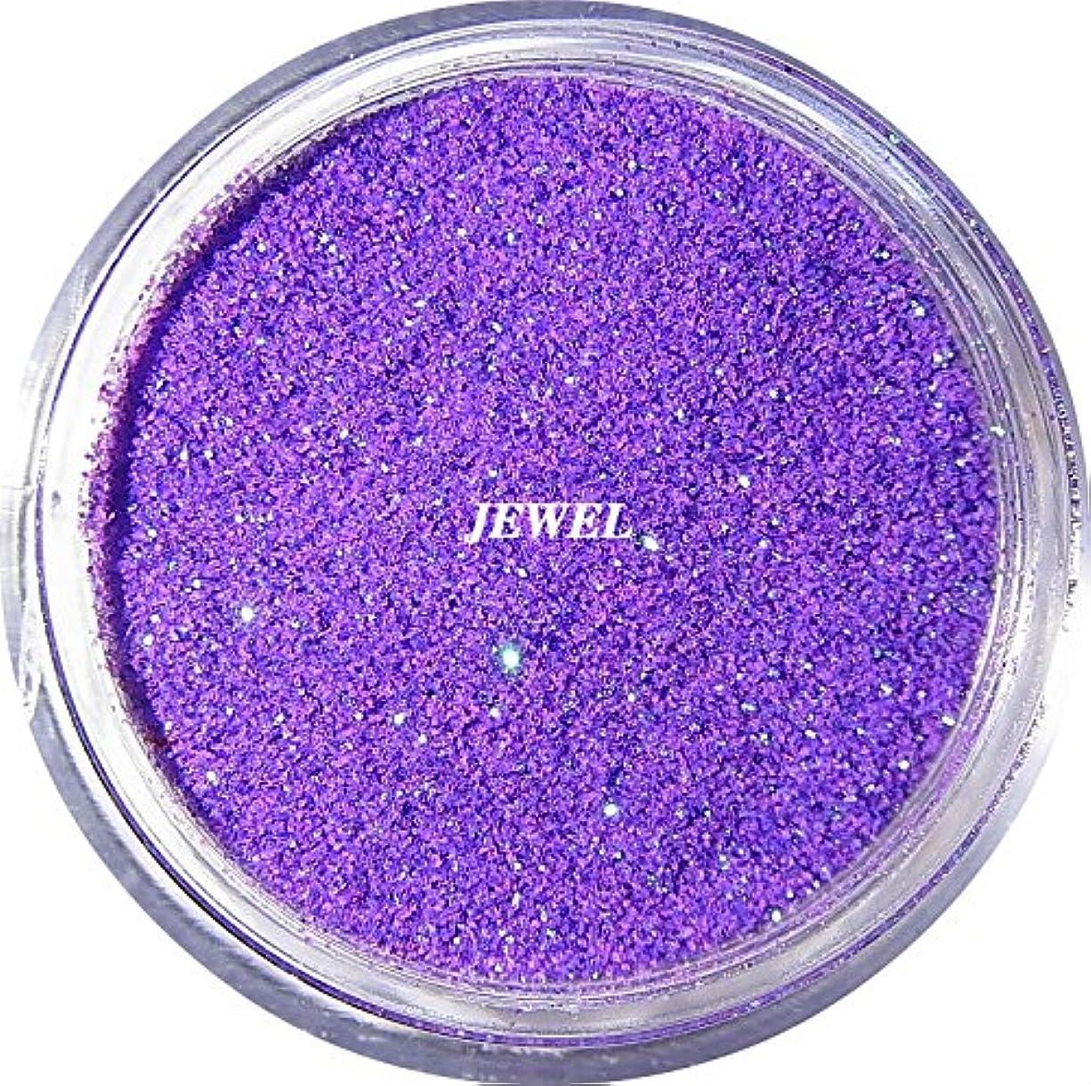 累計パイント自分の力ですべてをする【jewel】 超微粒子ラメパウダーたっぷり2g入り 12色から選択可能 レジン&ネイル用 (パープル)