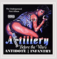 Before the War: Antidote / Infantry