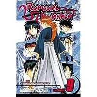 Rurouni Kenshin, Vol. 9: Arrival in Kyoto: v. 9