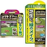 レインボー薬品 シバキープPro芝生のサッチ分解剤 1.5kg 着色剤セット