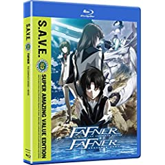 Fafner: Complete Series & Movie - Save [Blu-ray] [Import]