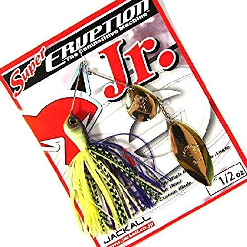 JACKALL(ジャッカル) スピナーベイト スーパーイラプション Jr. 1/4oz テーブルロックシャッド