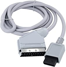 RockSolid Wii 対応 RGB TVケーブル グレー