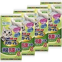 デオトイレ 1週間消臭・抗菌 消臭・抗菌シート 10枚入り×4個入り (ケース販売)