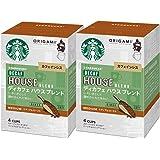 ネスレ スターバックス オリガミ パーソナルドリップ コーヒー ディカフェ ハウス ブレンド 4袋 ×2袋