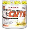 AllMax Amino Cuts - Amino Charged Energy Drink - Pina…
