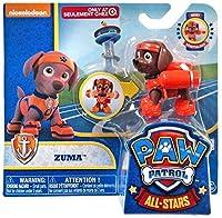Paw Patrol All Stars Zuma Exclusive Figure [並行輸入品]