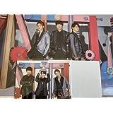 KAT-TUN 【 (集合)クリアファイル+オリジナルフォトセット 】15周年 アニバーサリー + 公式写真1種 セット