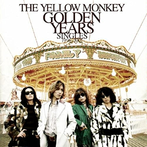 楽園 from THE YELLOW MONKEY GOLDEN YEARS SINGLES 1996-2001 (Remastered)