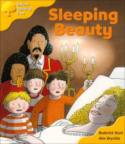 Oxford Reading Tree: Stage 5: More Storybooks C: Sleeping Beautyの詳細を見る