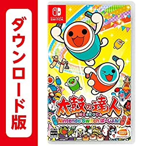 太鼓の達人 Nintendo Switchば~じょん! |オンラインコード版