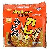 マルちゃん カレーうどん 甘口 5食
