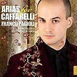 カッファレッリのためのアリア集 (Arias for Caffarelli / Franco Fagioli , Il Pomo D'oro , Riccardo Minasi) [輸入盤]