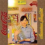 Coca-Cola 超ビッグなコーラのボトル型貯金箱