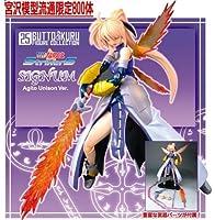 グッとくるフィギュアコレクション25 魔法少女リリカルなのはStrikerS シグナム アギトユニゾンVer. (宮沢模型流通限定品)