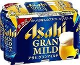 アサヒ グランマイルド缶 350ml×6缶