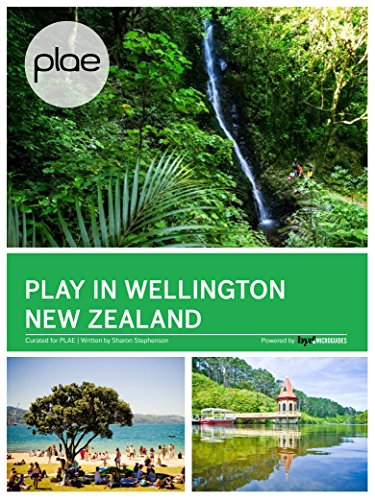 Play in Wellington New Zealand  (PLAE) (English Edition)