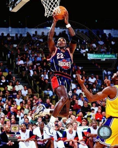 Clyde Drexler Houston Rockets NBA Action Photo 8x10 by NBA [並行輸入品]