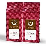 [Amazon限定ブランド] Punto Italia Espresso Journey プント・イタリア・エスプレッソ [Intenso インテンソ] ホールビーン (コーヒー豆) アラビカ豆60% ロブスタ豆40% ミディアム・ロースト 2,00