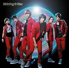 超新星「Shining☆Star」のジャケット画像