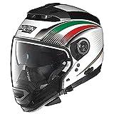 NOLAN(ノーラン) ヘルメット システム N44EVO イタリアメタルホワイト L 95840