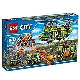 [レゴ] LEGO シティ 火山 ヘビーリフトヘリコプター 60125 (LEGO City Volcano Heavy-lift Helicopter 60125) [並行輸入品]