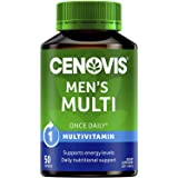 Cenovis Men's Multi - Multivitamin for men - Supports energy levels - Supports healthy immune system, 50 Capsules