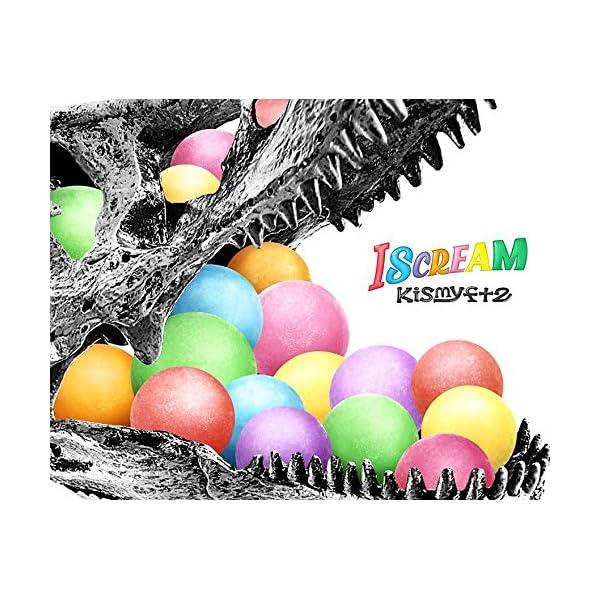 I SCREAM(2CD+2DVD)(完全生産限...の商品画像