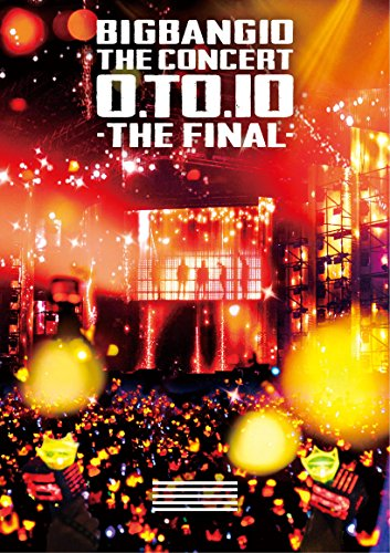 BIGBANG10 THE CONCERT : 0.TO.10 -THE FINAL-(DVD(2枚組)+ス・・・