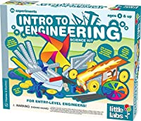 Thames & Kosmos Little Labs Intro To Engineering
